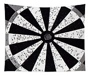 Bull's Eye - Bw01 Tapestry