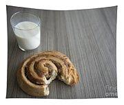 Bun And Milk Tapestry