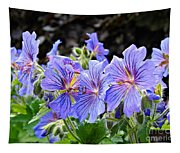 Bunches Tapestry