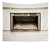 Bundled Mail Tapestry