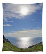 Bunglass Donegal Ireland - Seascape Tapestry