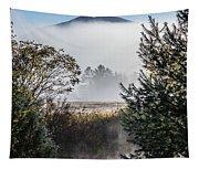 Burke Above The Fog Tapestry