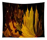 Burning Fall Tapestry