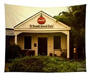 Burnside General Store Tapestry