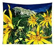 Burst Of Summer Tapestry