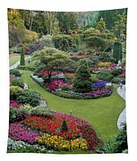 Butchart Gardens Tapestry