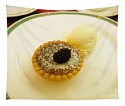 Butter Tart With Ice Cream Tapestry