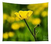 Buttercups Tapestry