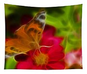 Butterfly-5430-fractal Tapestry