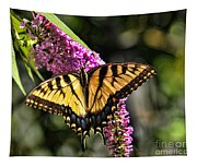 Butterfly - Eastern Tiger Swallowtail Tapestry