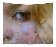 Butterfly Eyes Tapestry
