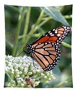 Butterfly Garden - Monarchs 07 Tapestry