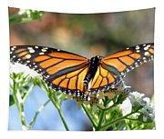 Butterfly Garden - Monarchs 13 Tapestry