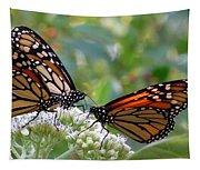 Butterfly Garden - Monarchs 17 Tapestry