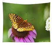 Butterfly Love Tapestry