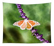 Butterfly - Monarch - Photopower 319 Tapestry