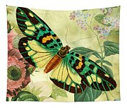 Butterfly Visions-a Tapestry