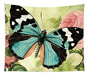 Butterfly Visions-b Tapestry