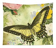 Butterfly Visions-d Tapestry