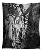Butterfly Window Tapestry