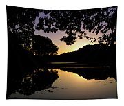 Buttonwood Sunset Tapestry
