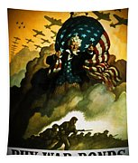 Buy War Bonds Tapestry