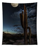 By The Light Of The Moon Tapestry