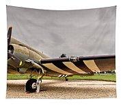 C-47 Snafu Special Tapestry