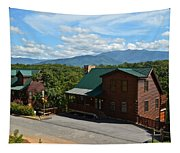 Cabins In The Smokies Tapestry