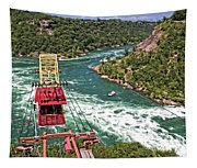 Cable Car Whitewater Tapestry