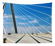 Cable-stayed Bridge, Arthur Ravenel Jr Tapestry