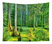 Cache River Swamp Tapestry