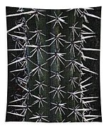 Cactus Spines Tapestry