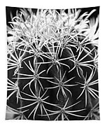 Cactus Thorn Pattern Tapestry