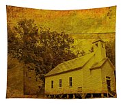 Cades Cove Methodist Church Tapestry