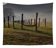 Cades Cove Sunrise Tapestry