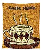 Caffe Latte Tapestry