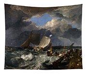Calais Pier Tapestry