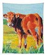 Calf Tapestry