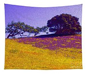 California Hills Tapestry