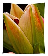 California Lily Tapestry