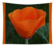 California Poppy Spectacular Tapestry