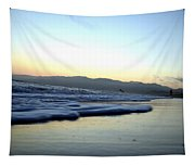 California Sunset Tapestry