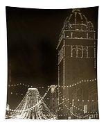 Call Building On Market Street San Francisco California 1902 Tapestry