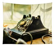 Call Waiting Tapestry