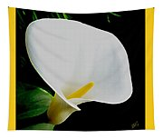 Calla Lily Spectacular Tapestry