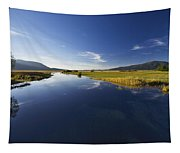 Calm River Tapestry