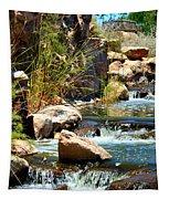 Calming Waters Tapestry