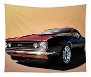 Camaro Ss Tapestry