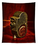 Camera - Bell And Howell Film Camera Tapestry